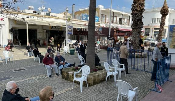 Girne Belediyesi aşılama işlemini erteledi