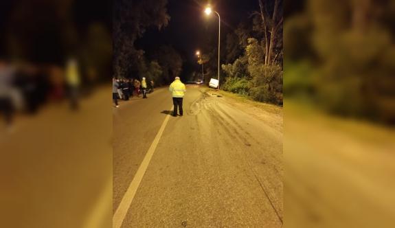 Mağusa'da kaza, 1 kişi hayatını kaybetti
