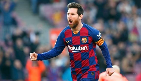 Messi'ye bir onur daha...