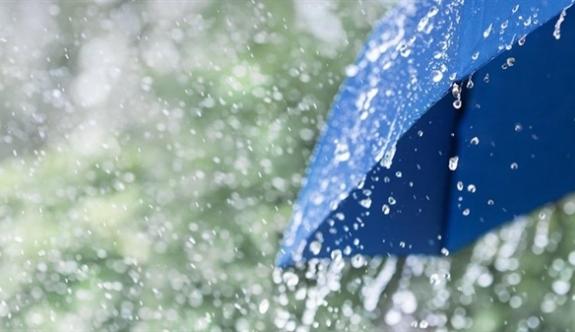 Sağanak yağışlar geliyor