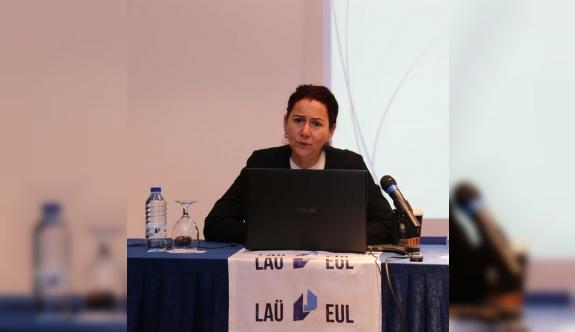 LAÜ Psikoloji Bölüm Başkanı Okray, Covid-19 Pandemisi ile birlikte özellikle ev içi kadına yönelik şiddet olgularındaki artışlara dikkat çekti
