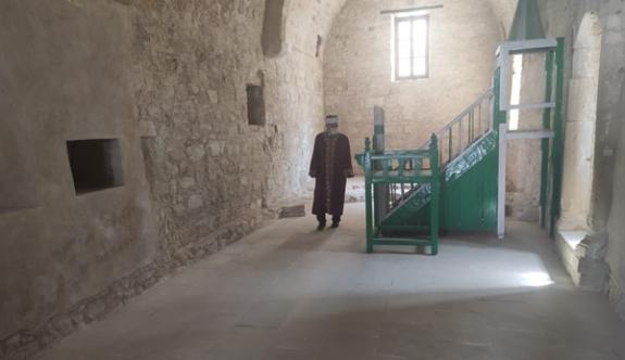 Atalay, Piskobu camisini ziyaret etti