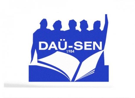 DAÜ-SEN'den 1 Mayıs mesajı