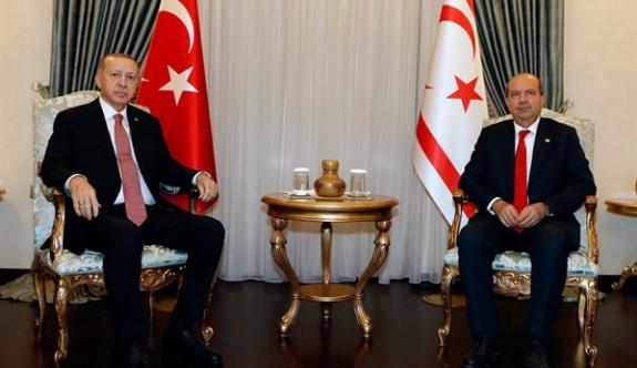 Erdoğan'dan Tatar'a başsağlığı