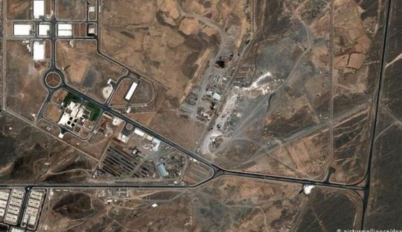 İran'da nükleer tesiste kaza