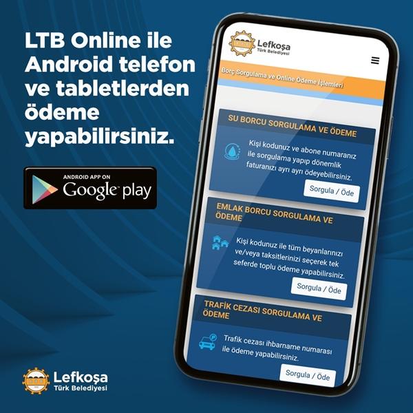 LTB- online uygulaması devrede