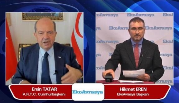 "Tatar ""KKTC halkı mücadelecidir"""