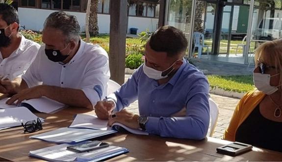 Yenierenköy Belediyesi toplu iş sözleşmesini imzaladı