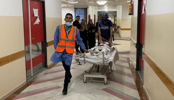 AA personeli saldırılarda yaralandı