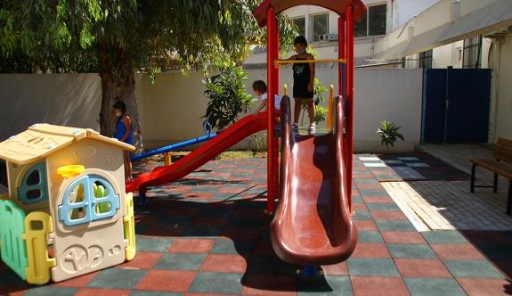 Çocuk Oyun Parkı hizmete girdi
