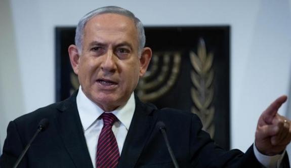 """Netenyahu """"Saldırılar devam edecek"""""""