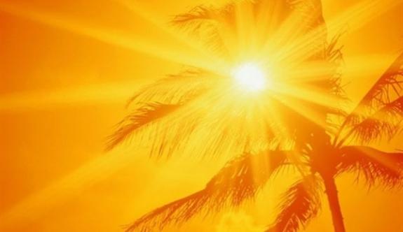 Sıcaklıklar 36 dereceye kadar çıkacak