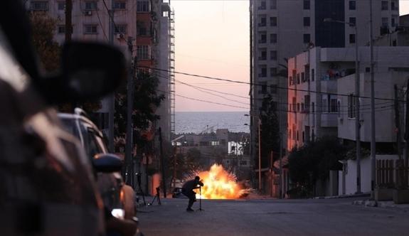 Sınır Tanımayan Gazeteciler'den İsrail'e kınama