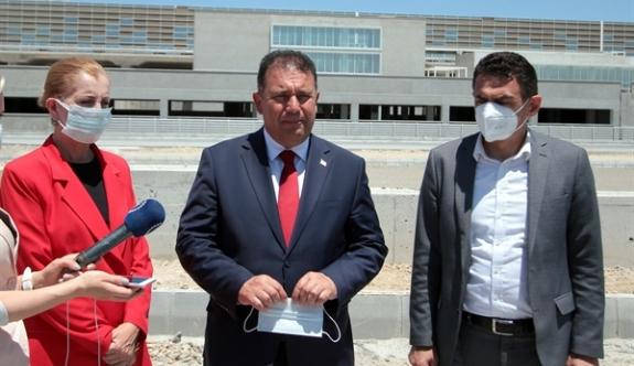 """""""Yeni terminal 2022'de açılacak"""""""