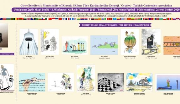 Zeytin Karikatürleri web sitesi hizmette