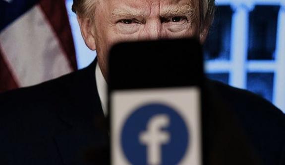 Facebook, Trump'ın hesabını kapalı tutacak