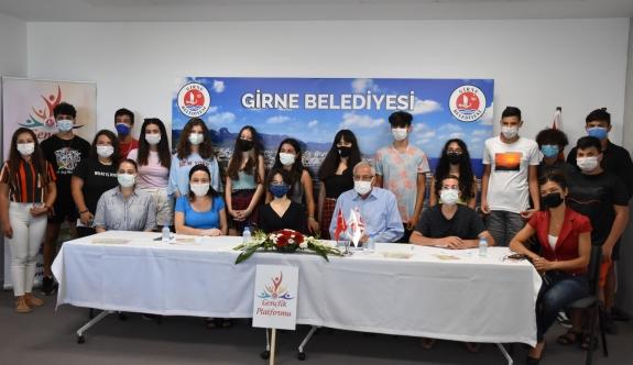 Girne Belediyesi Gençlik Platforum tanıtıldı
