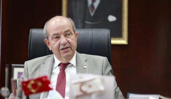 Cumhurbaşkanı Tatar'dan aşı çağrısı