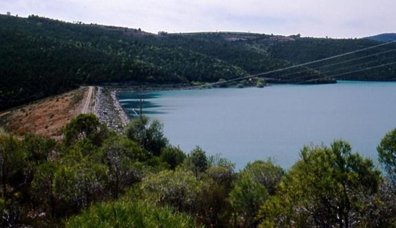 Güney Kıbrıs'ta barajların doluluk oranı %60