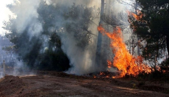 İtfaiye yangın önlemlerini hatırlattı