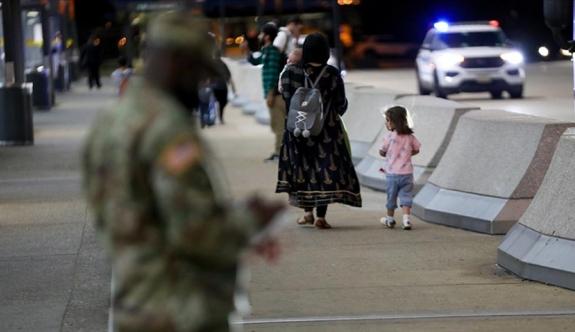 ABD, mülteci uçuşlarını durdurdu