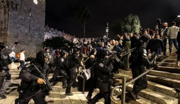 İsrail askerlerinden müdahale: 12 yaralı!