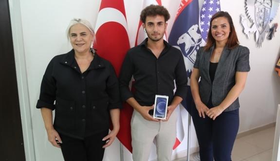 Yarışmanın kazananı Ömer Özbek