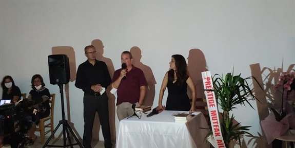 Afşaroğlu'nun kitabı tanıtıldı