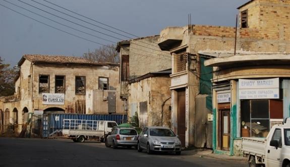 Kapalı Maraş'ta altyapı çalışmaları sürüyor