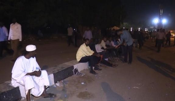 Sudan'da oturma eylemi