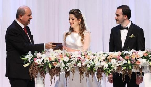 Tatar, Çavuşoğlu'nun kızının nikah şahidi oldu