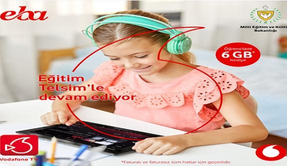 Telsim'den Öğrencilere 6 Gb İnternet Desteği Devam Ediyor