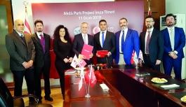 """Alsancak Milli Parkı'nda """"Akıllı Park"""" uygulaması başladı"""