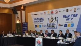 Turkcell Girne Yarı Maratonu 14 Nisan'da yapılacak