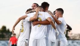 La Liga şampiyonu Real Madrid!