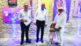 """The exhibition """"Pandemia in Art"""" was held"""