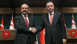 Başbakan Tatar, TC Cumhurbaşkanı Erdoğan ile görüşecek