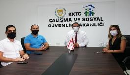 KTAMS, Çalışma Bakanlığı ile uzlaşıya vardı: Sosyal Sigortalardaki grev kaldırıldı