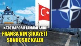 NATO raporu tamamlandı!