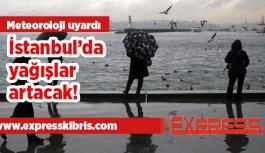 Balkanlardan soğuk hava geliyor!