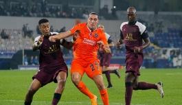 Başakşehir, PSG'ye mağlup oldu