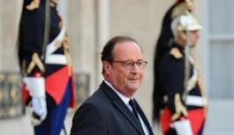 Eski Fransa Cumhurbaşkanı Hollande: Teröristleri Müslümanlarla karıştırmayın