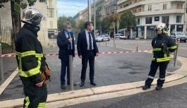 Fransa'da bıçaklı saldırı: 3 ölü!