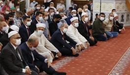 Hala Sultan'da kandil programı