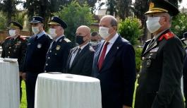 Narkotik polislerinin ödüllendirme töreni Cumhurbaşkanlığı'nda yapıldı