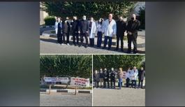 İki sendika personel eksikliği gerekçesiyle uyarı grevi yaptı