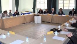 Kıbrıslı Türk ve Rum partiler toplantı yaptı