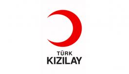Türk Kızılay'ından yardım