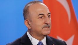 """Çavuşoğlu """"Ümmet bizden liderlik bekliyor"""""""