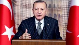 """Erdoğan """"İlimde kıskançlık olmaz"""""""
